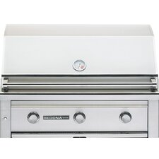 "36"" Sedona Built-in Gas Grill with ProSear Burner"