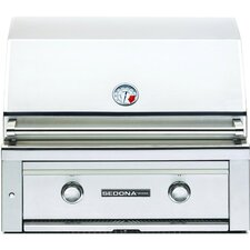 "30"" Sedona Built-in Gas Grill with ProSear Burner"