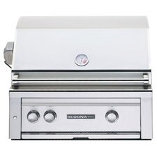 """30"""" Sedona Built-in Gas Grill with ProSear-Rotisserie Burner"""