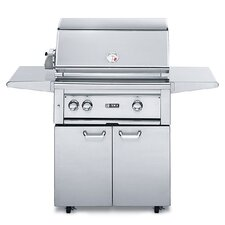 """30"""" Gas Grill with ProSear2-Rotisserie Burner"""