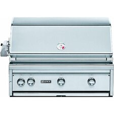 "36"" Built-In Gas Grill with All ProSear Burner"