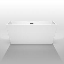 "Sara 59"" x 31.5"" Soaking Bathtub"