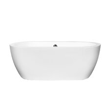 "Soho 59.75"" x 29.25"" Soaking Bathtub"