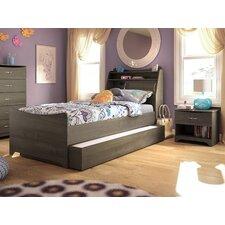 Juvenil Panel 3 Piece Bedroom Set