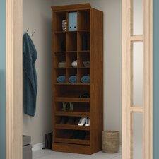 "Versatile 25"" Wide Closet System"