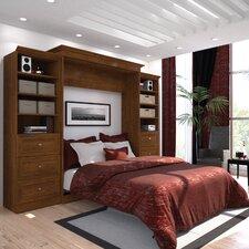 Versatile Queen Storage Wall Bed