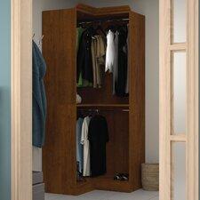 "Versatile 35.8"" Wide Closet System"
