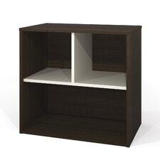 """Contempo 28.7"""" Standard Bookcase"""