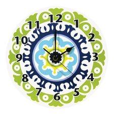 Waverly Solar Flair Wall Clock