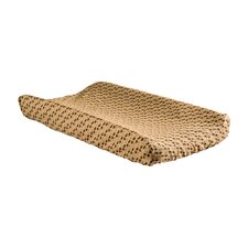 Northwoods Animal Scatter Print Changing Pad Cover