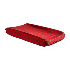 Northwoods Buffalo Check Changing Pad Cover