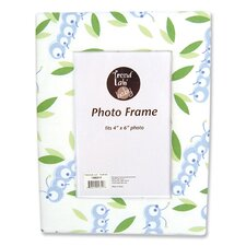 Caterpillar Fabric Covered Picture Frame