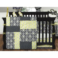 Waverly Rise and Shine 3 Piece Crib Bedding Set