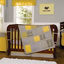 Hello Sunshine 3 Piece Crib Bedding Set