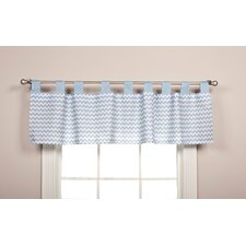 "Blue Sky 56"" Curtain Valance"