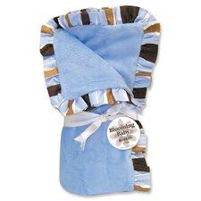 Max Velour Baby Blanket