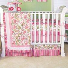 Paisley Park 4 Piece Crib Bedding Set