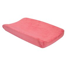 Cocoa Coral Changing Pad Cover