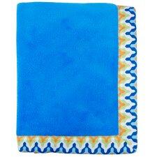 Levi Framed Receiving Blanket
