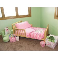 Paisley Park 4 Piece Toddler Bedding Set