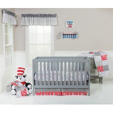 Dr. Seuss Cat And Things 3 Piece Crib Bedding Set