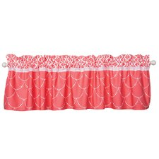 Shell Curtain Valance