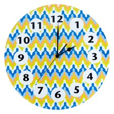 "Levi 11"" Wall Clock"