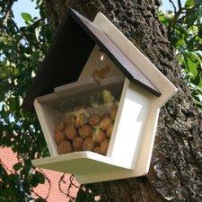 Eichhörnchenfutterstation