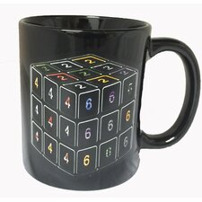 Rubic Cube Moring Mug