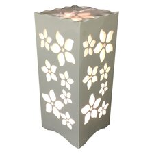 """8.66"""" H Table Lamp with Rectangular Shade"""