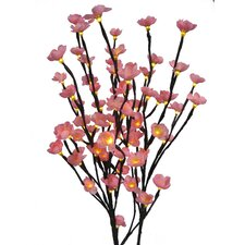 "Cherry Blossom Light 31.4"" H Table Lamp"