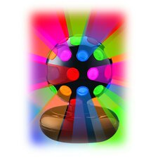 6 Inch Rotating Disco Ball Light