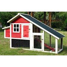 Pet Proposal Habitat Chicken Coop with Nesting Box
