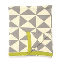 Wind Farm Cotton Throw
