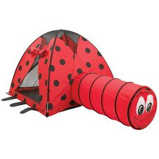 LadyBug Play Combination Tunnel