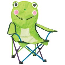 Freddy the Frog Kids Beach Chair