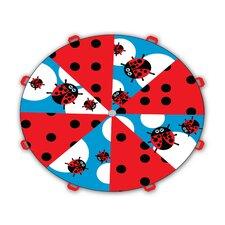 Ladybug 8' Parachute
