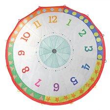 Tick Tock Clock 12' Parachute