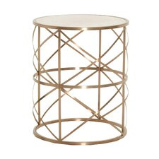 Bella Antique End Table