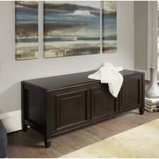 Connaught Wood Storage Bench
