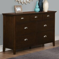 Acadian 7 Drawer Dresser
