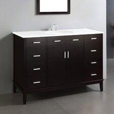 """Urban Loft 48"""" Single Bathroom Vanity Set"""
