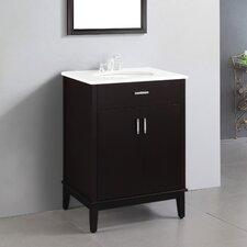 """Urban Loft 25"""" Single Bathroom Vanity Set"""