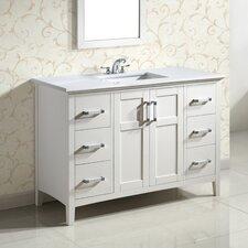 """Winston 48"""" Single Bathroom Vanity Set"""