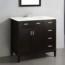 """Urban Loft 36"""" Single Bathroom Vanity Set"""