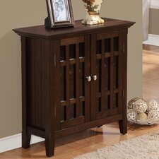 Bedford Low Storage Media Cabinet