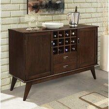 Draper Sideboard Buffet and Wine Rack