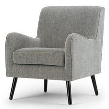 Dysart Mid Century Club Chair