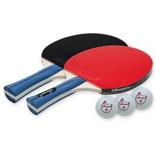Jet Set2 Table Tennis Set (Set of 2)
