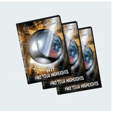 Table Tennis 2001 ITTF PRO Tour Highlights DVD